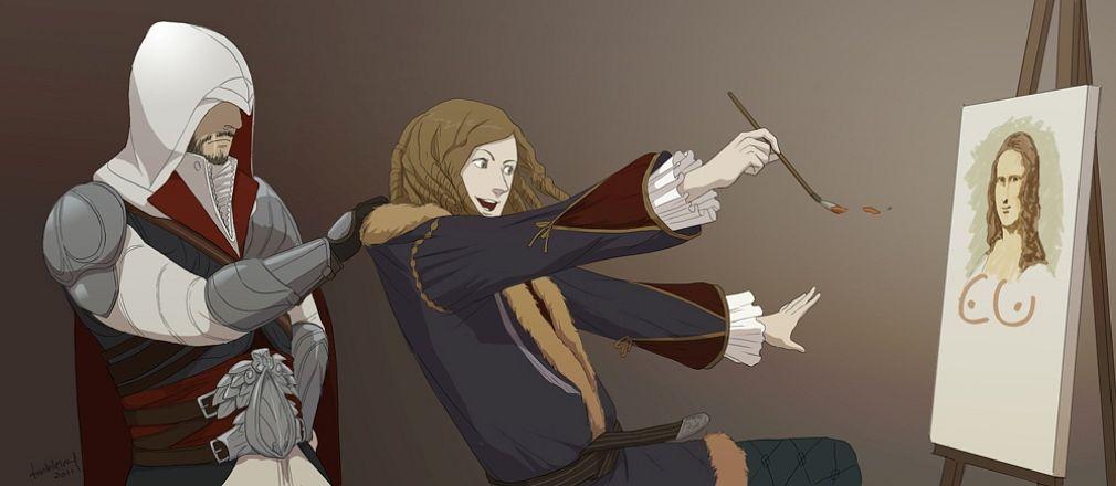 Assassin S Creed Brotherhood Image 773383 Zerochan Anime Image