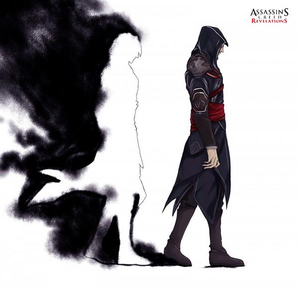 Tags: Anime, Assassin's Creed, Assassin's Creed: Revelations, Assassin's Creed II, Ezio Auditore Da Firenze