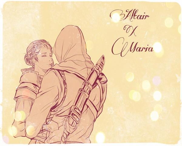 Tags: Anime, Assassin's Creed, Altair Ibn La-Ahad
