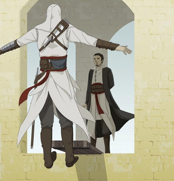 Tags: Anime, Doubleleaf, Assassin's Creed, Malik Al-Sayf, Altair Ibn La-Ahad