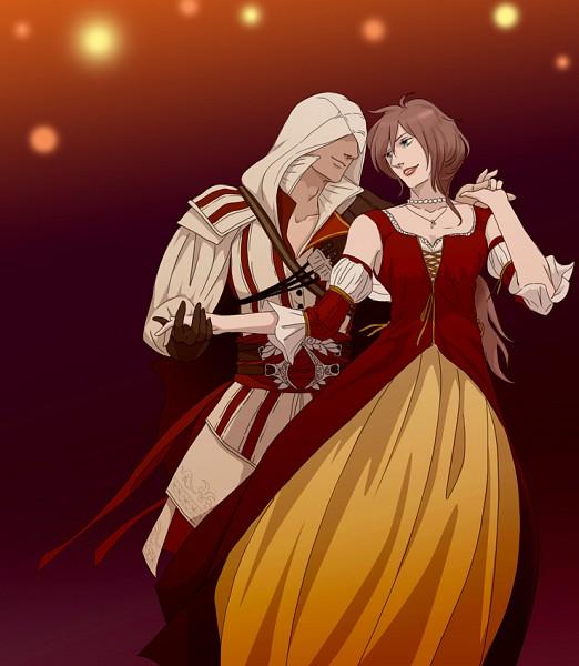 Tags: Anime, Doubleleaf, Assassin's Creed II, Assassin's Creed, Ezio Auditore Da Firenze, deviantART