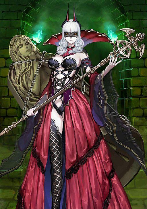 Assassin (Carmilla) - Lancer (Fate/EXTRA CCC)