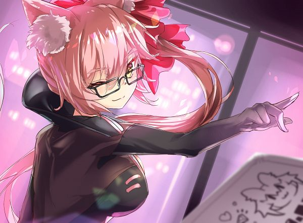 Assassin (Cosmos in the Lostbelt) - Caster (Fate/EXTRA)
