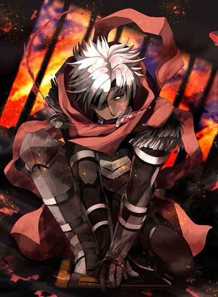 Tags: Anime, Eirakko, Fate/Grand Order, Emiya Kiritsugu, Assassin (EMIYA), FGO Iracon, PNG Conversion, Mobile Wallpaper