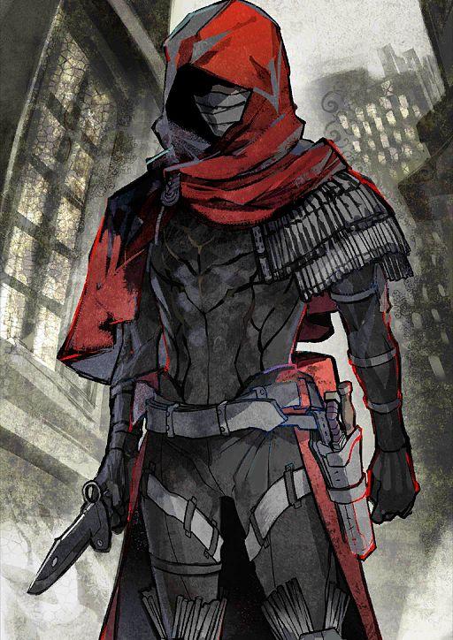 Assassin (EMIYA) - Emiya Kiritsugu