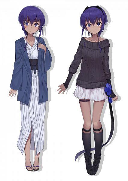 Tags: Anime, Aoi Akane, Fate/Grand Order, Assassin (Fate/Prototype)
