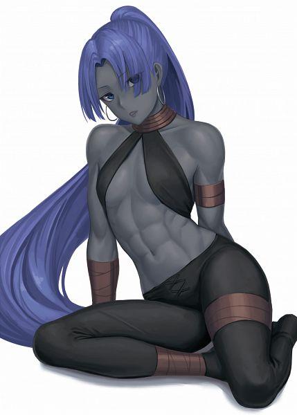 Tags: Anime, Pixiv Id 3076019, Fate/Grand Order, Assassin (Fate/zero), Fanart From Pixiv, Pixiv, Fanart