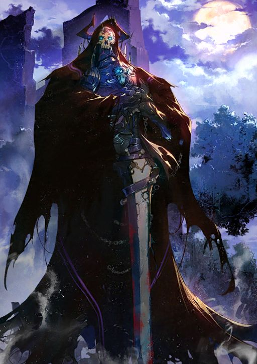 Assassin (King Hassan) - Fate/Grand Order