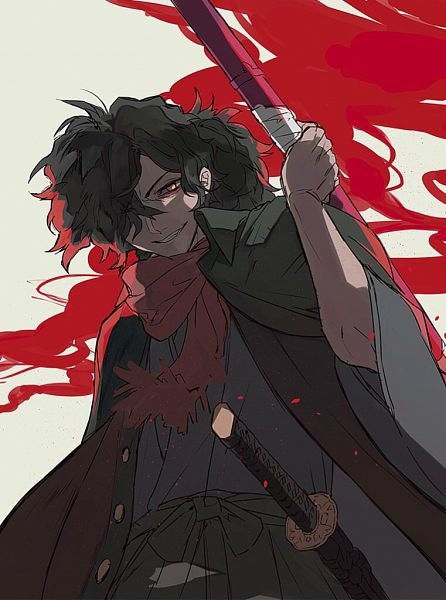 Tags: Anime, Pixiv Id 26729452, Fate/Grand Order, Assassin (Koha-Ace), Fanart From Pixiv, Pixiv, Fanart