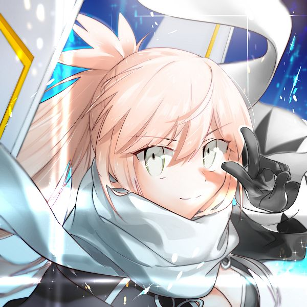 Tags: Anime, Pixiv Id 16163948, Fate/Grand Order, Sakura Saber, Assassin (Okita J. Souji), Fanart, Fanart From Pixiv, Pixiv