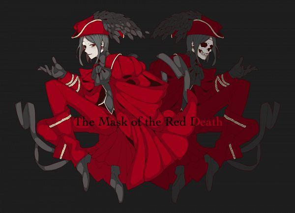 Tags: Anime, Pixiv Id 10375959, Fate/Grand Order, Assassin (Phantom of the Opera), Fanart From Pixiv, Pixiv, Fanart