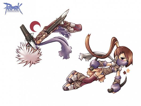 Tags: Anime, RAGNARÖK ONLINE, Assassin (Ragnarok Online), Jur, Official Art, Wallpaper