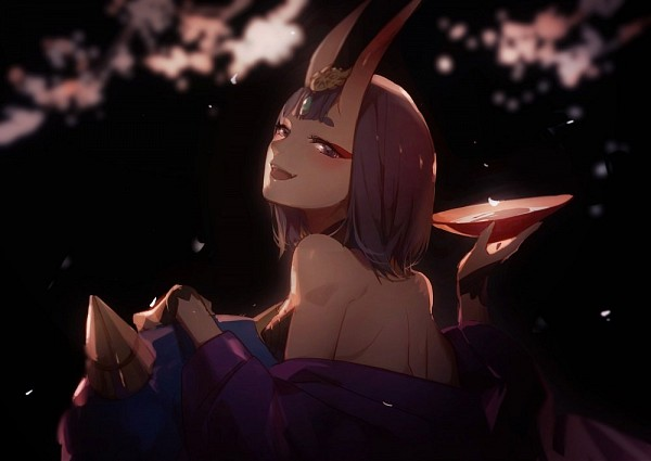 Assassin (Shuten-douji) - Fate/Grand Order