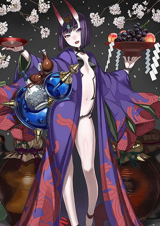 Assassin (Shuten-douji) - Fate/Grand Order