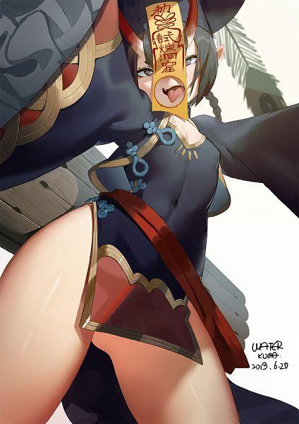 Tags: Anime, Pixiv Id 1077075, Fate/Grand Order, Assassin (Shuten-douji), Pixiv, Fanart, Fanart From Pixiv