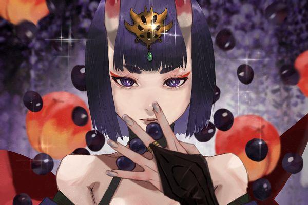 Tags: Anime, Pixiv Id 32304575, Fate/Grand Order, Assassin (Shuten-douji), Fanart, Fanart From Pixiv, Pixiv
