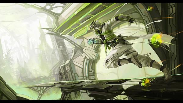 Tags: Anime, Tervola, Assassin, Original, deviantART