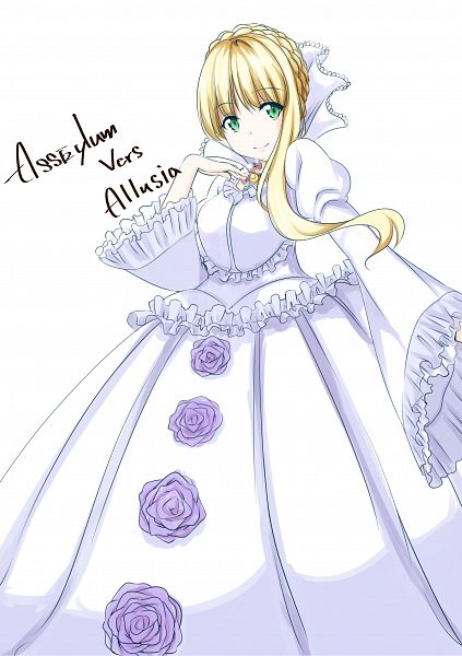 Tags: Anime, Pixiv Id 5247277, Aldnoah Zero, Asseylum Vers Allusia