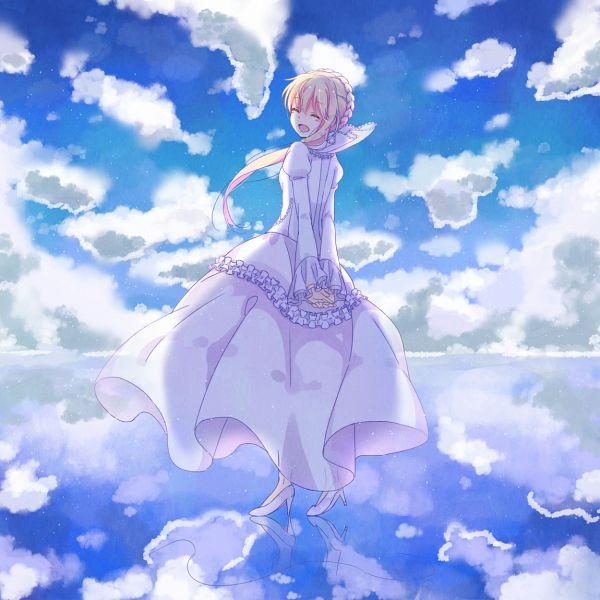 Tags: Anime, Rirako, Aldnoah Zero, Asseylum Vers Allusia, PNG Conversion