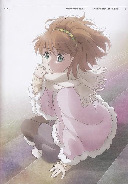 Tags: Anime, TROYCA, A-1 Pictures, Aldnoah Zero, Asseylum Vers Allusia, Mobile Wallpaper, Official Art, Scan