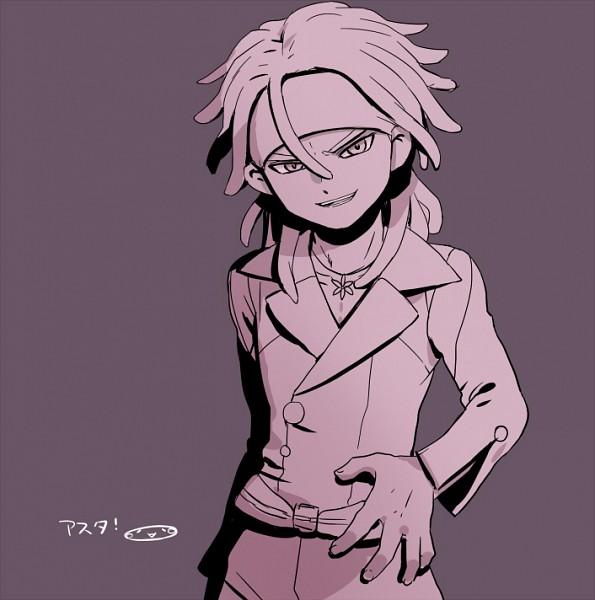Asta - Inazuma Eleven GO Vs Danball Senki W