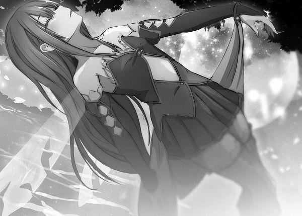 Tags: Anime, Sakano Taiga, Ulysses: Jeanne d'Arc to Renkin no Kishi, Astaroth (Ulysses), Novel Illustration, Official Art