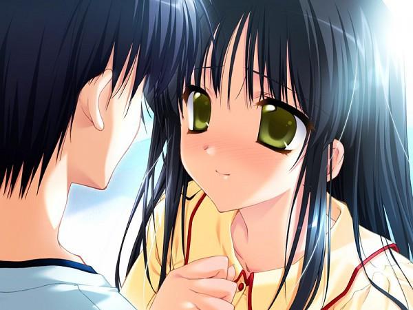 Tags: Anime, Aster, Yuzuki Saya, CG Art
