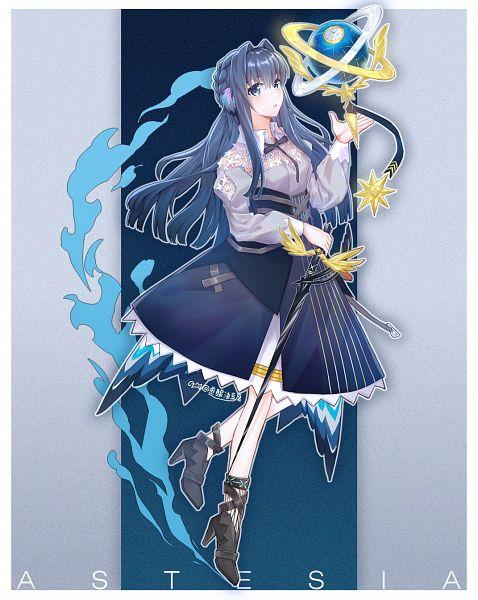 Tags: Anime, Pixiv Id 4907056, Arknights, Astesia