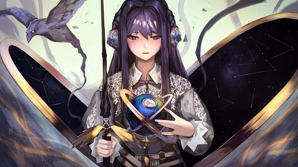 Tags: Anime, Pixiv Id 10233756, Arknights, Astesia