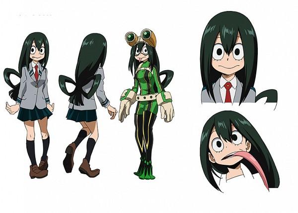 Asui Tsuyu - Boku no Hero Academia