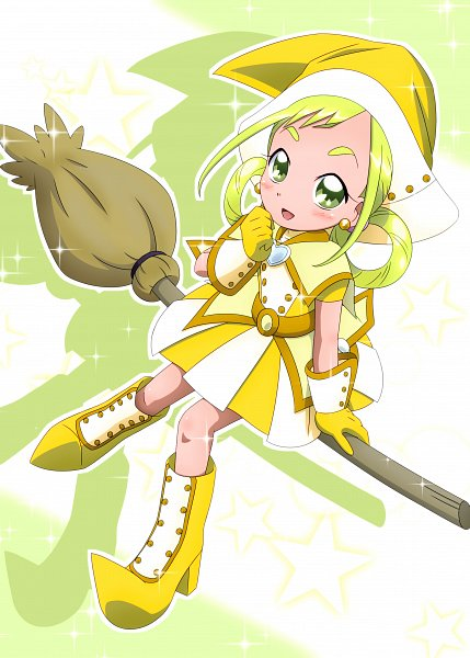 Tags: Anime, Kiyu, Ojamajo DoReMi, Asuka Momoko, Fanart From Pixiv, Fanart, Pixiv, Momoko Asuka