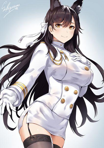 Tags: Anime, Sakiyamama, Azur Lane, Atago (Azur Lane)