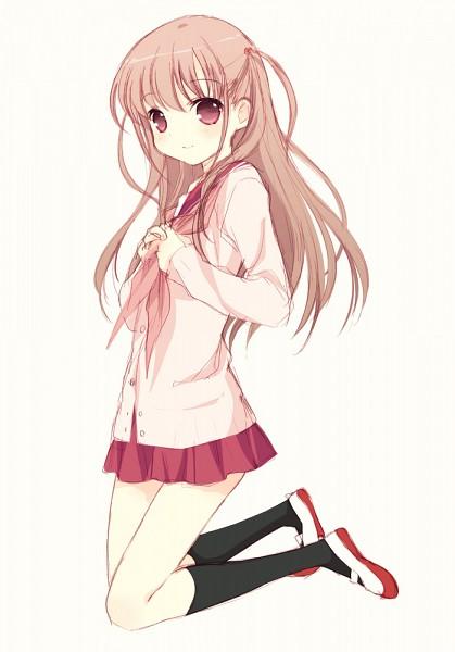 Tags: Anime, Tokumi Yuiko, Saki: Achiga-hen, Atarashi Ako, Fanart, Mobile Wallpaper