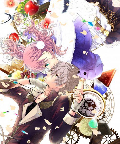 Tags: Anime, Pixiv Id 1722245, Gust, Atelier Escha & Logy, Logix Fiscario, Escha Malier