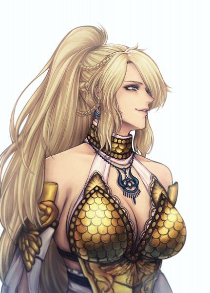 Athena (Warriors Orochi) - Warriors Orochi