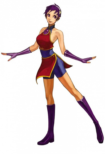 Tags: Anime, Nona (Artist), SNK, The King of Fighters, Athena Asamiya, Psycho Soldier
