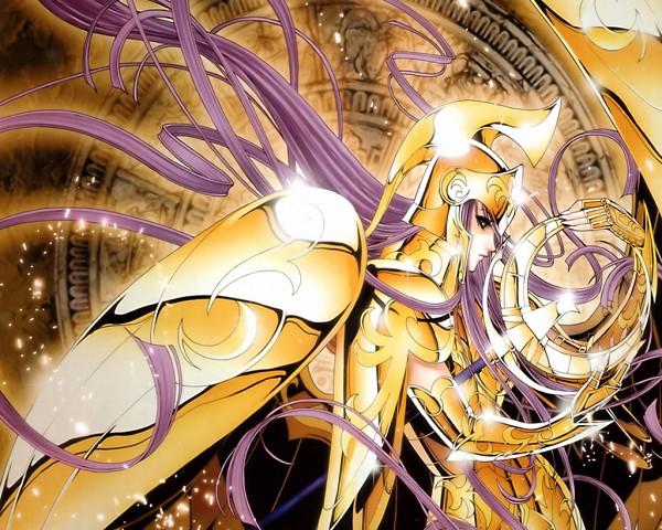 Tags: Anime, Saint Seiya, Athena Saori, Wallpaper