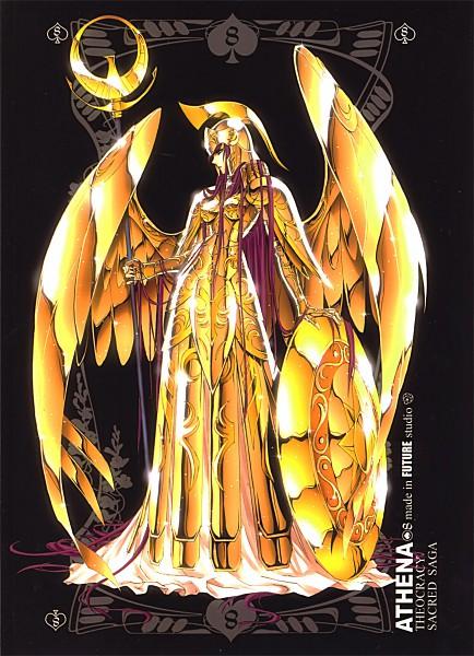 Athena Saori - Saint Seiya