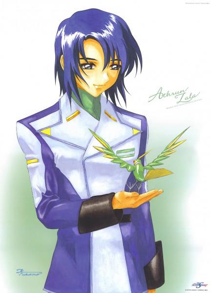 Tags: Anime, Mobile Suit Gundam SEED Destiny, Athrun Zala