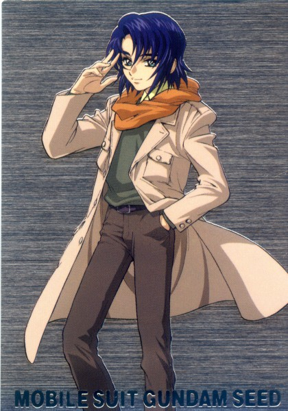 Tags: Anime, Mobile Suit Gundam SEED, Mobile Suit Gundam SEED Destiny, Athrun Zala