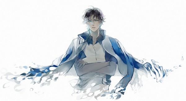 Tags: Anime, 【HZ】, Tennis no Ouji-sama, Atobe Keigo, Hyotei Uniform, Fanart From Pixiv, Fanart, Facebook Cover, Pixiv, Hyotei Academy