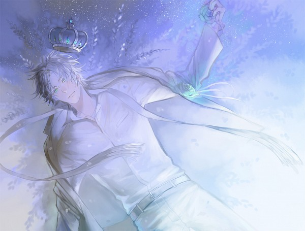Tags: Anime, 【HZ】, Tennis no Ouji-sama, Atobe Keigo, Fanart, Fanart From Pixiv, Pixiv