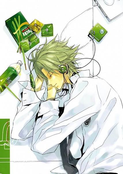 Tags: Anime, Takarai Rihito, Tennis no Ouji-sama, Atobe Keigo, Mobile Wallpaper
