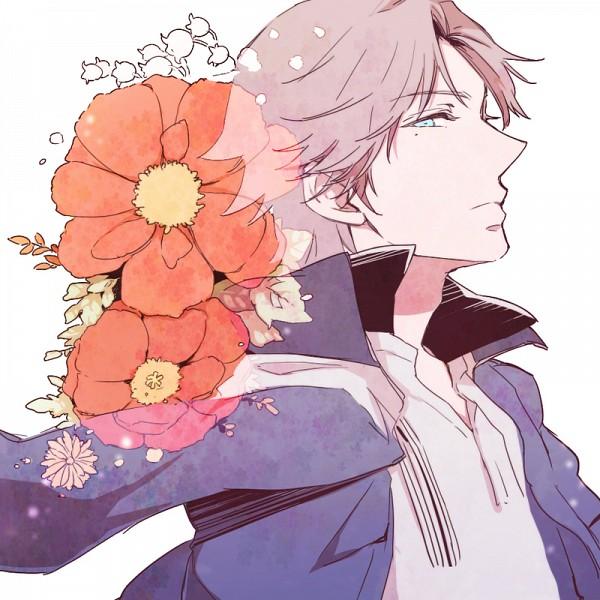 Tags: Anime, Genmai (Pixiv17772), Tennis no Ouji-sama, Atobe Keigo, Hyotei Uniform, Pixiv, Fanart, Hyotei Academy