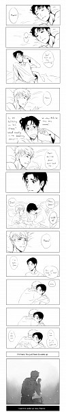 Tags: Anime, Miyuli, Attack on Titan, Marco Bodt, Jean Kirschstein, Comic, Tumblr, JeanMarco