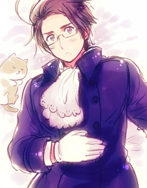 Austria - Axis Powers: Hetalia