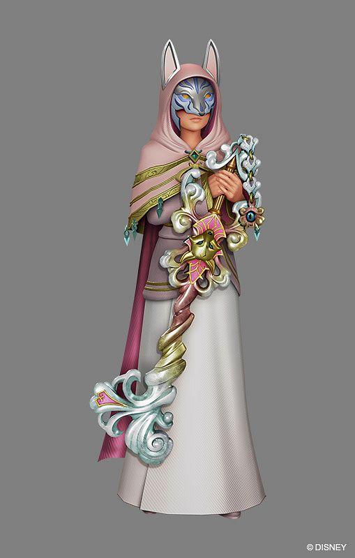 Ava - Kingdom Hearts χ