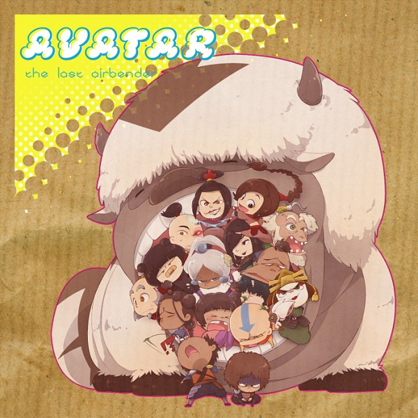 Tags: Anime, Kinako (Moment), Avatar: The Last Airbender, Bumi (Avatar: The Last Airbender), Katara, Suki, Mai (Avatar: The Last Airbender), June (Avatar), Azula, Appa, Ty Lee, Yue (Avatar: The Last Airbender), Toph Bei Fong