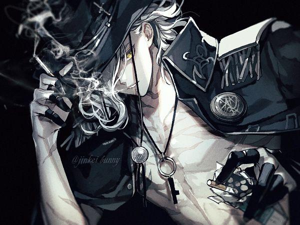 Tags: Anime, Kuroiwa Madoka, Fate/Grand Order, Avenger (Edmond Dantès), Fanart From Pixiv, Monte Cristo Selection, Pixiv, Fanart