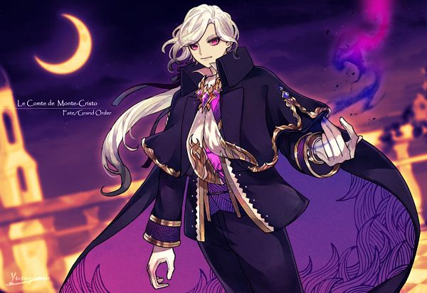Tags: Anime, Gurekan25, Fate/Grand Order, Avenger (Edmond Dantès), Fanart, Fanart From Pixiv, Pixiv
